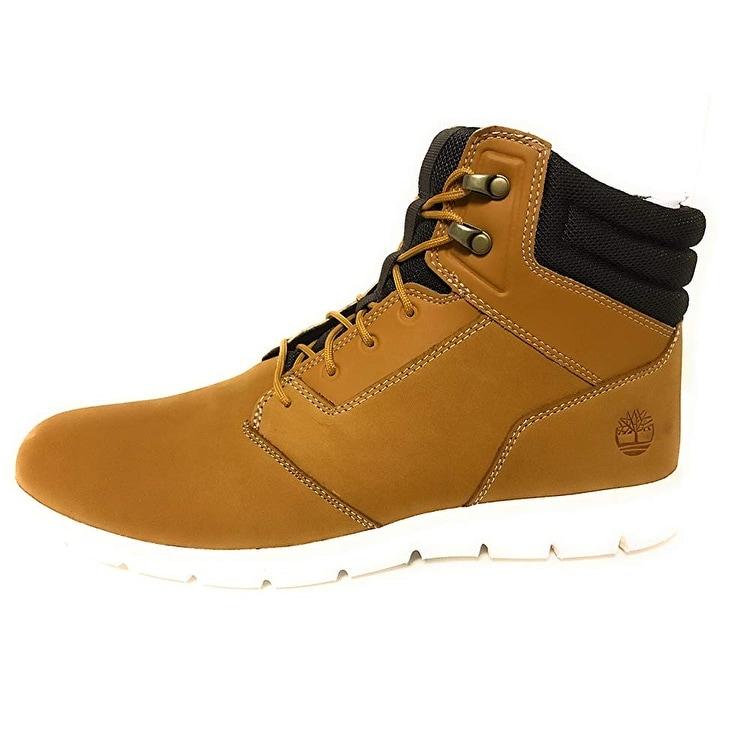 42ceebc1553a Shop Timberland Men s Graydon Sneaker Boot Wheat (13
