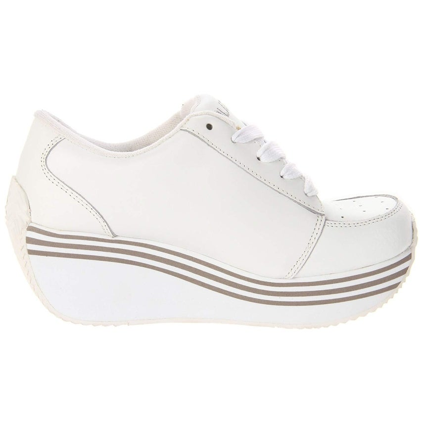 f01542c36f Shop Volatile Women s Elevation Platform Wedge Sneaker - Free Shipping On  Orders Over  45 - Overstock - 23620445