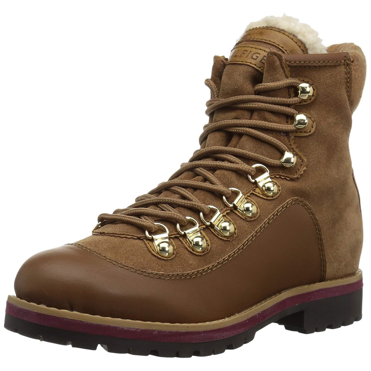 56a35d9b4 Shop tommy hilfiger womens tonny fabric closed toe ankle fashion boots on sale  free shipping on