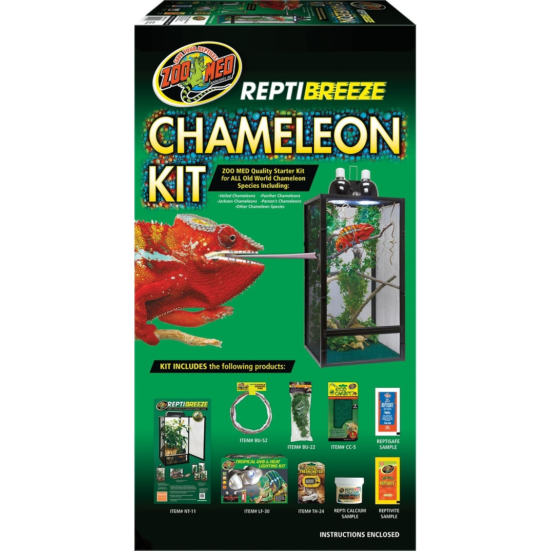 Reptibreeze Chameleon Kit - Free Shipping Today - Overstock - 28198178
