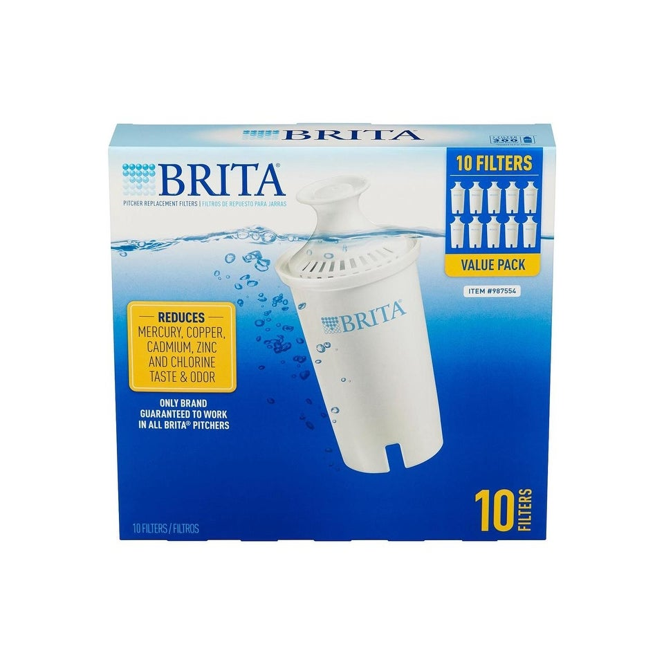 Shop Brita Advanced Pitcher Filter Specialquantity Pack Of 10 Free