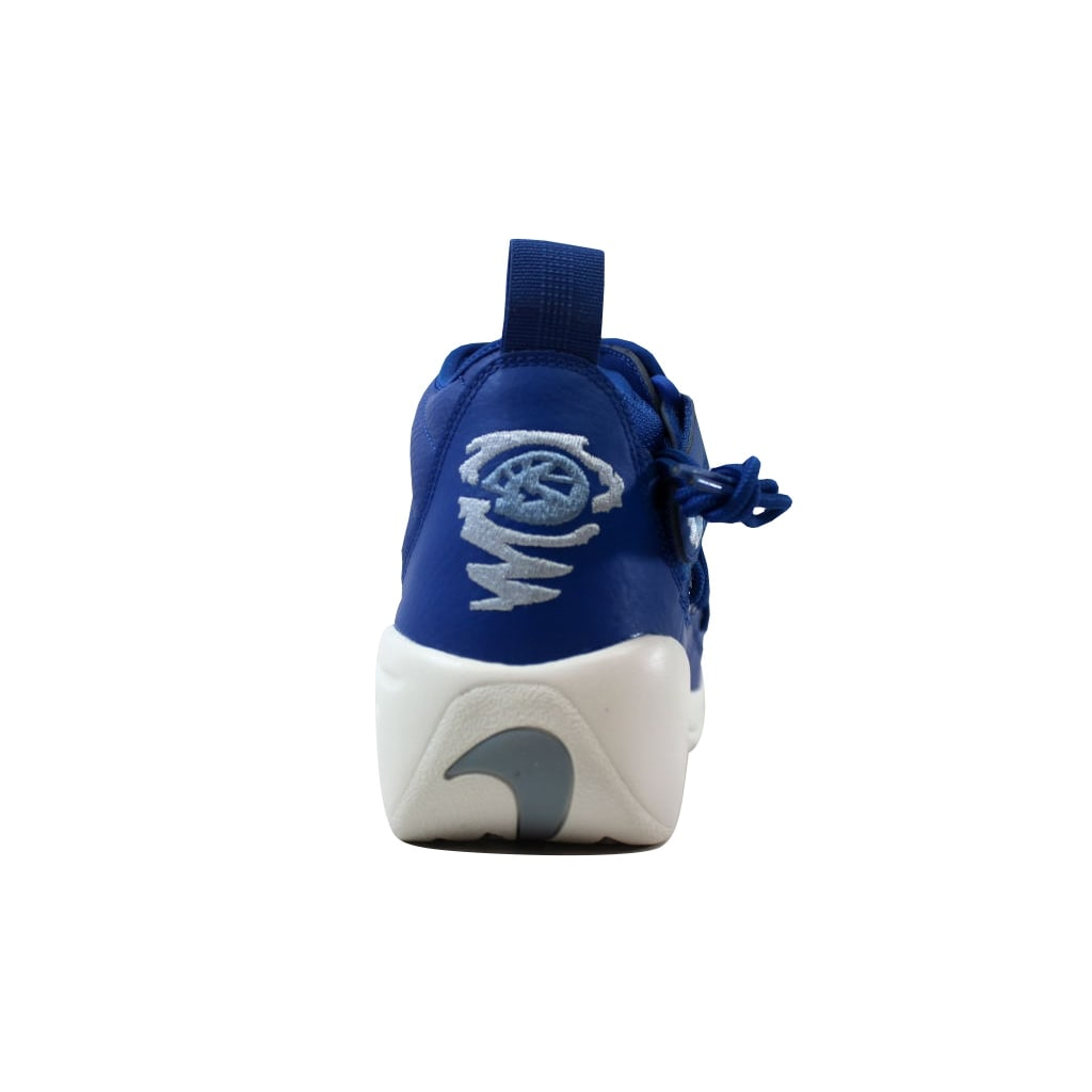Shop Nike Men s Air Shake Ndestrukt Blue Jay Blue Jay-Summit White 880869- 401 - On Sale - Free Shipping Today - Overstock - 21141576 4030ede56