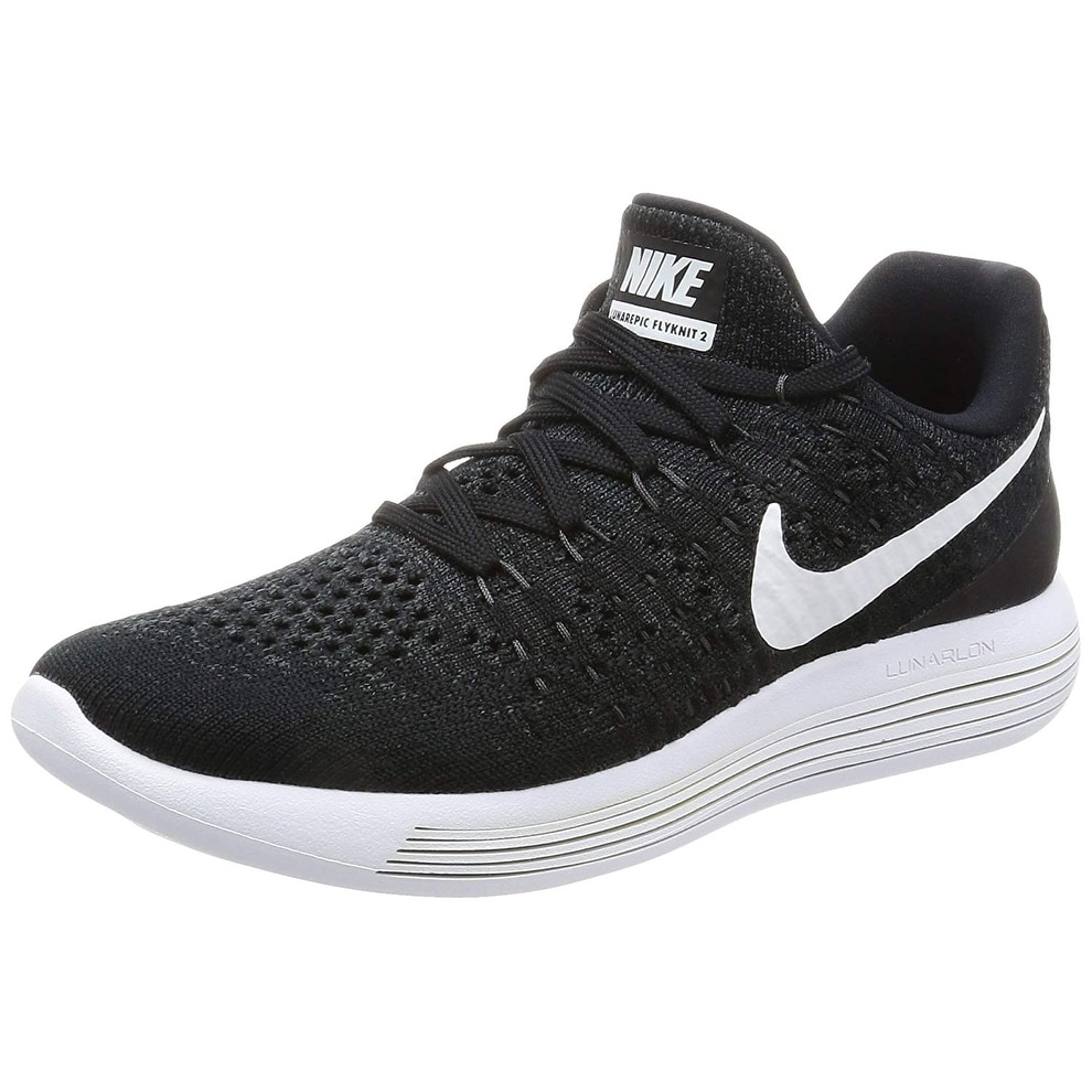cd4042cefdc87 Shop Nike Mens Lunarepic Low Flyknit Low Top Lace Up Running Sneaker - Free  Shipping Today - Overstock - 25752465