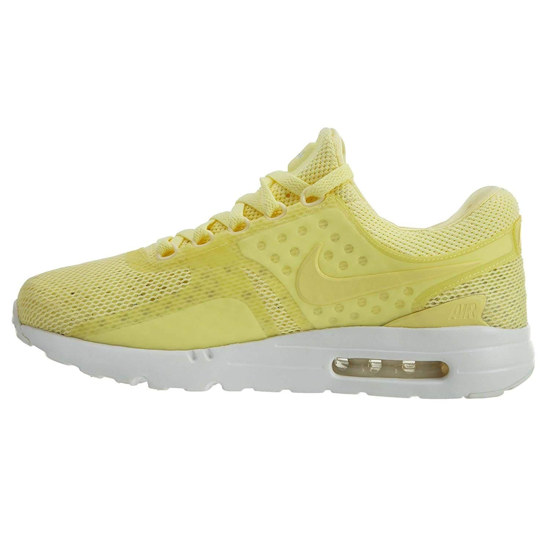new style 16f7f 91556 Nike Air Max Zero Br Lemon Chiffon Mens