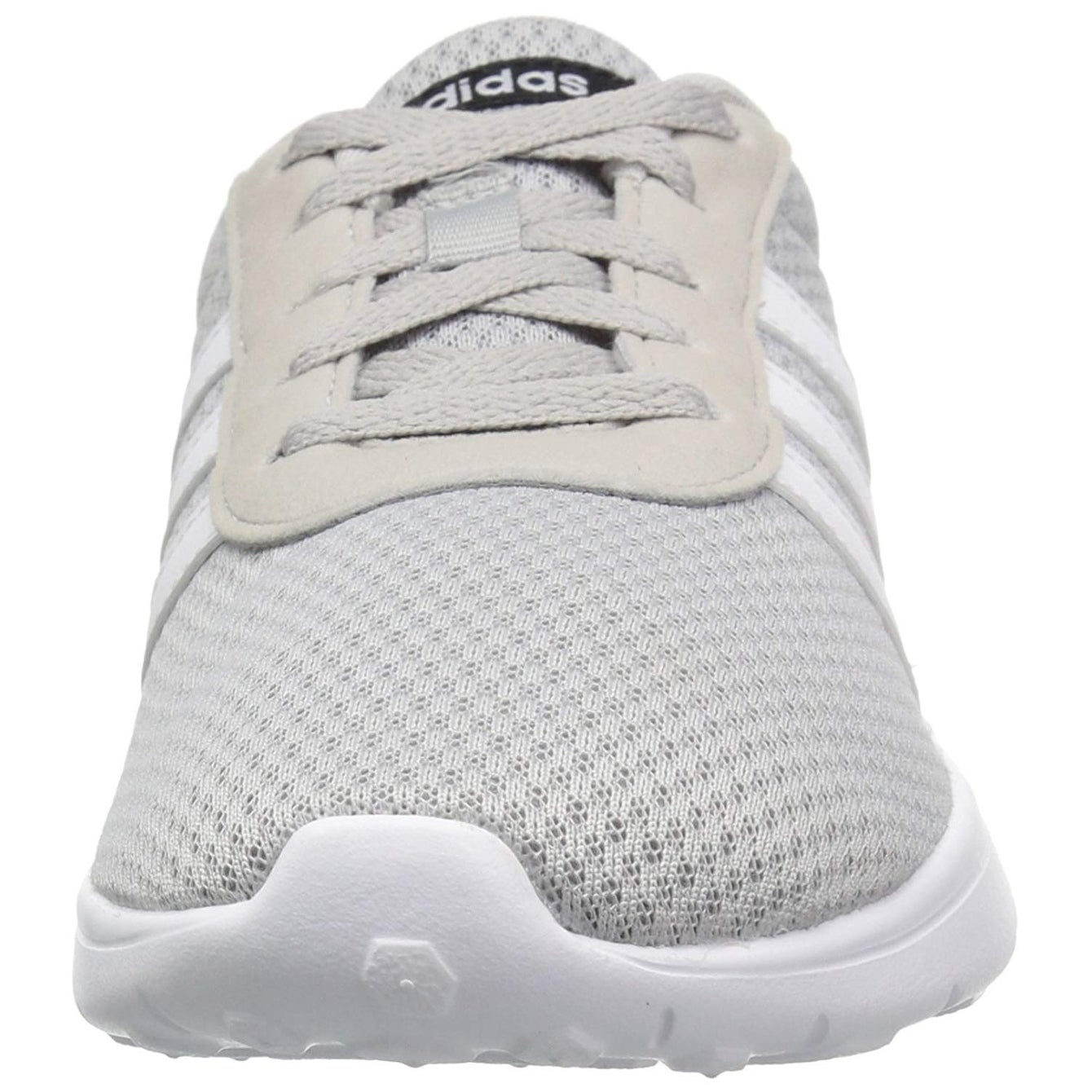 c1b0d782a600 Shop Adidas Mens Lite Racer Fabric Low Top Lace Up Running Sneaker - Free  Shipping On Orders Over  45 - Overstock - 22473528