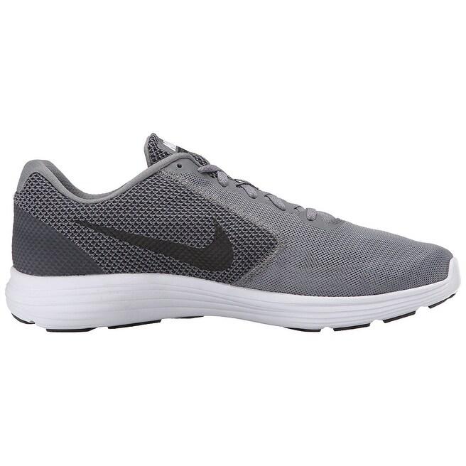 buy popular f6f73 3de44 3 Nike Kjøp Cool Menns Revolusjon Greyblackwhite Running Shoe w7CSq
