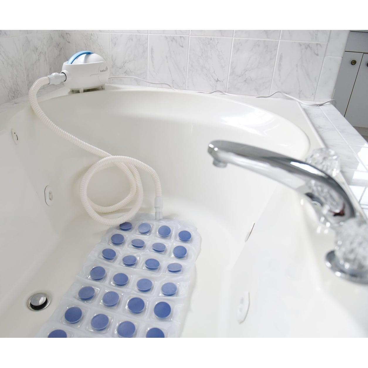 Shop Ivation Waterproof Bubble Bath Tub Body Spa Massage - Mat with ...