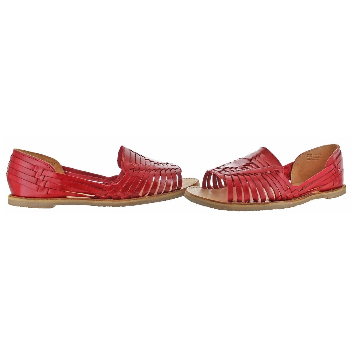 7a5c407eba8a Shop Sbicca Womens Jared Huarache Peep Toe Woven - Free Shipping On Orders  Over  45 - Overstock - 21034487