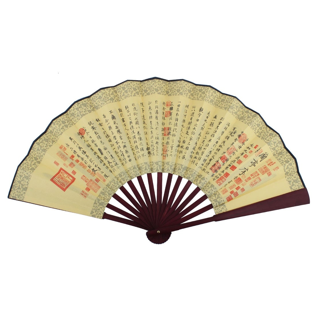 Home Poets Poetry Pattern Ancient Chinese Style Summer Cooling ...