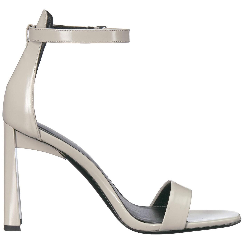 5920b0dba27 Via Spiga Women's Faxon Angular Heel Sandal Heeled