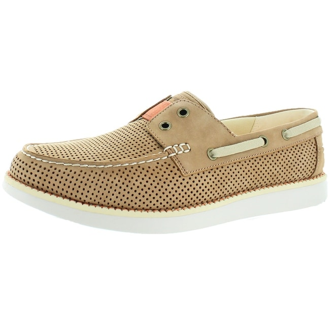 d83d6c8b20fc Shop Tommy Bahama Mahlue Relaxology Men s Boat Deck Shoes - Free Shipping  Today - Overstock - 19968078