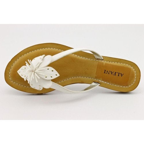 2c49672aa6c Shop Alfani Women s Sweetie Flower Thong Sandals - Free Shipping On Orders  Over  45 - Overstock - 16074607