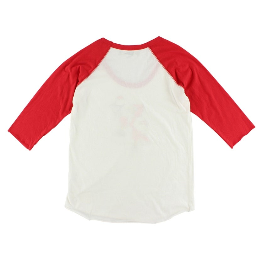 Shop Distant Replays Womens Louisville Cardinals College Baseball Raglan  White - white red - On Sale - Free Shipping On Orders Over  45 -  Overstock.com - ... 42480e4ecdcb