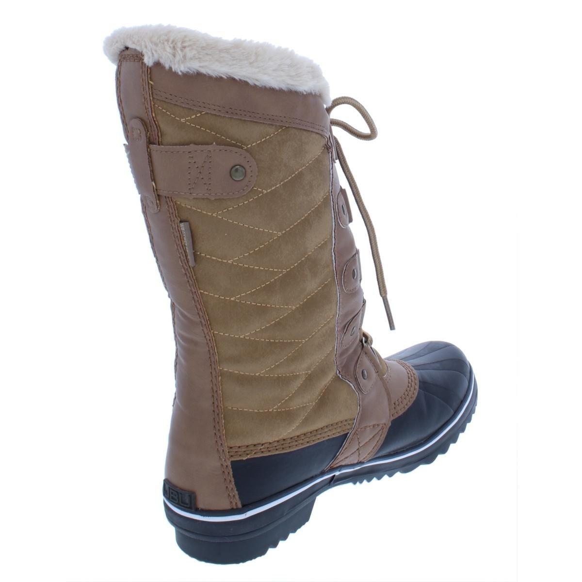 b11753acb16 JBU by Jambu Womens Lorna Winter Boots Cold Weather Mid-Calf