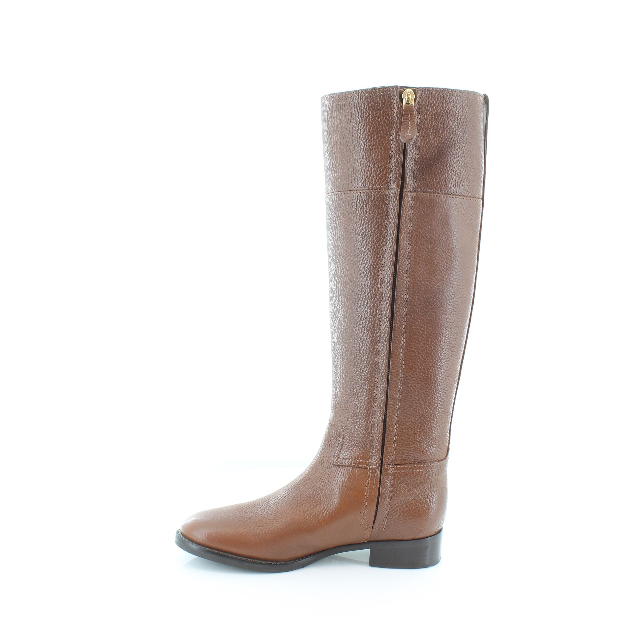 ab9bad266f06 Shop Tory Burch Junction Riding Boot Women s Boots Almond - Free Shipping  Today - Overstock - 21550762