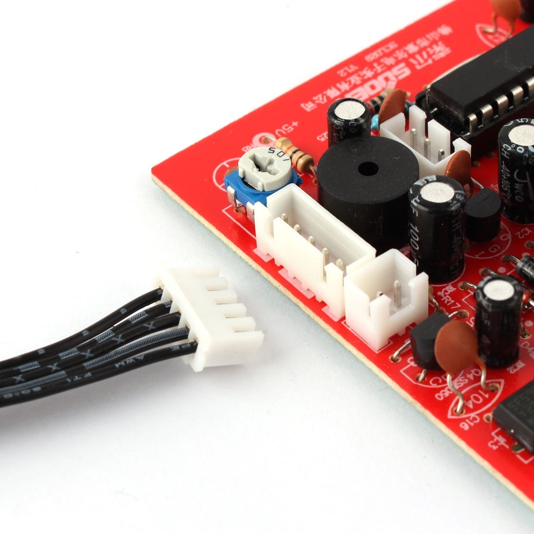 Shop Unique Bargains Pcb Circuit Induction Cooker Controller Board Repairing Repair Replacement Part Free Shipping On Orders Over 45