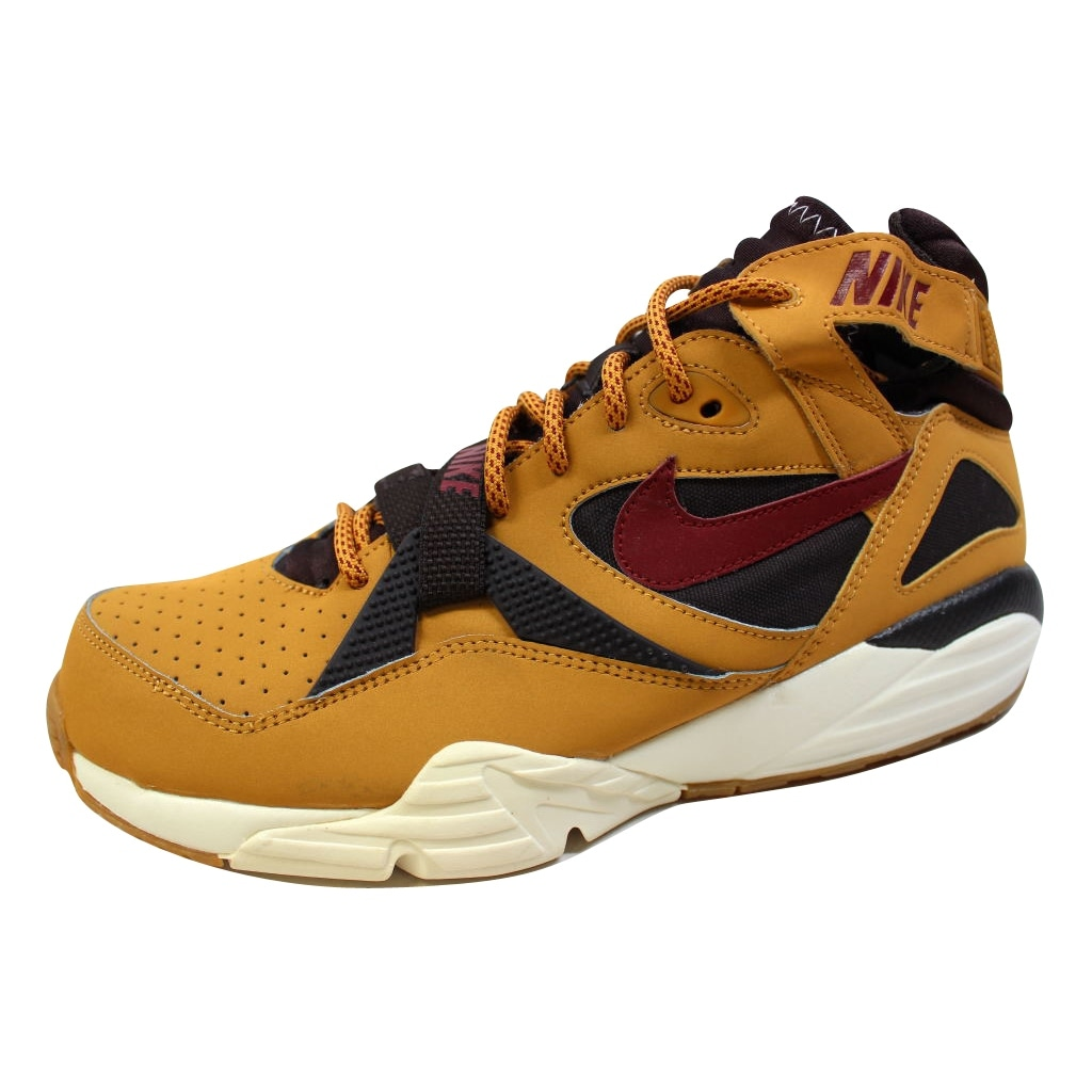 f8f3e620bcc Shop Nike Men s Air Trainer Max  91 Haystack Team Red-Velvet Brown  309748-700 - Free Shipping Today - Overstock - 20139670