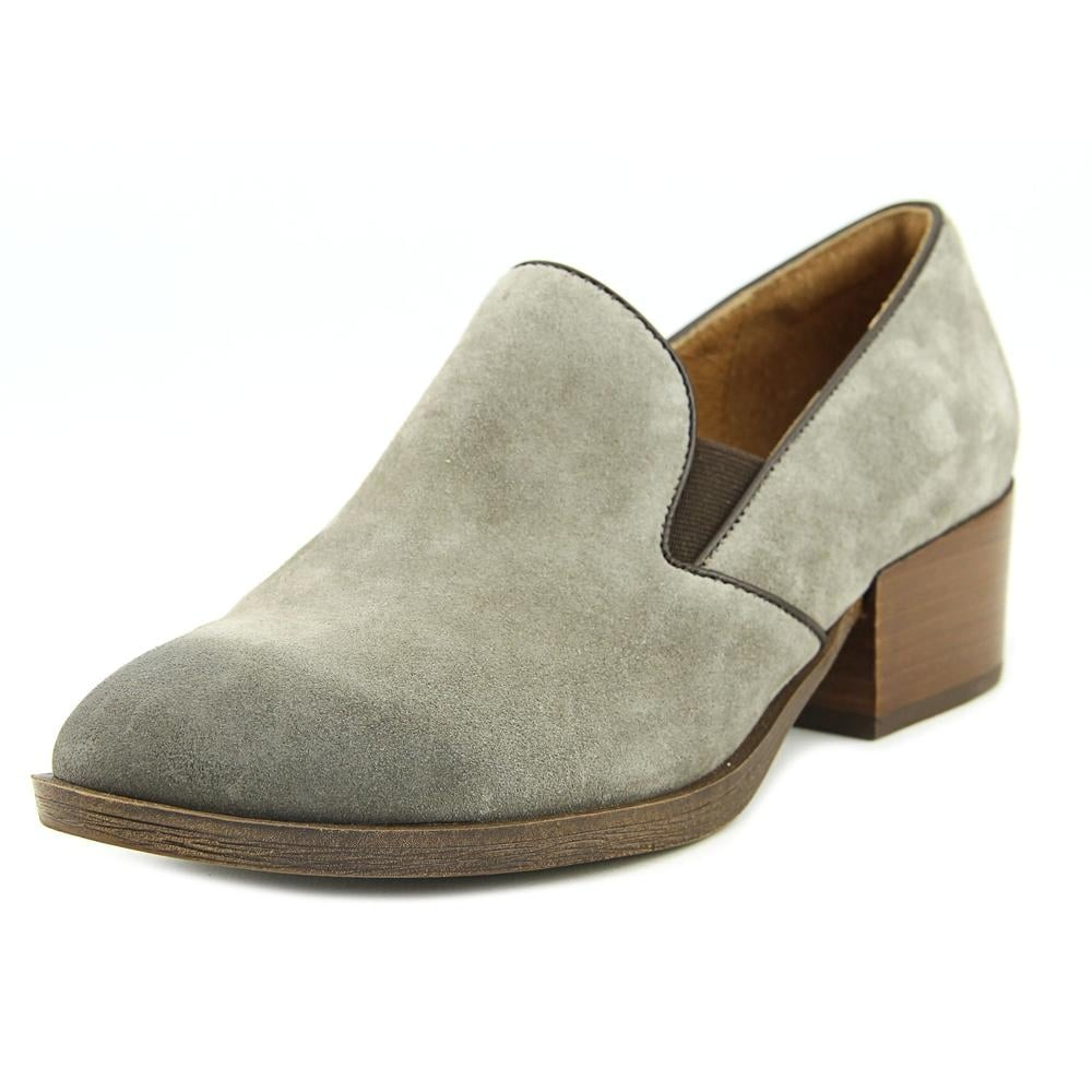 6422a6726c5 Shop Sofft Velina Women Round Toe Suede Gray Loafer - Free Shipping On  Orders Over  45 - Overstock - 19397708