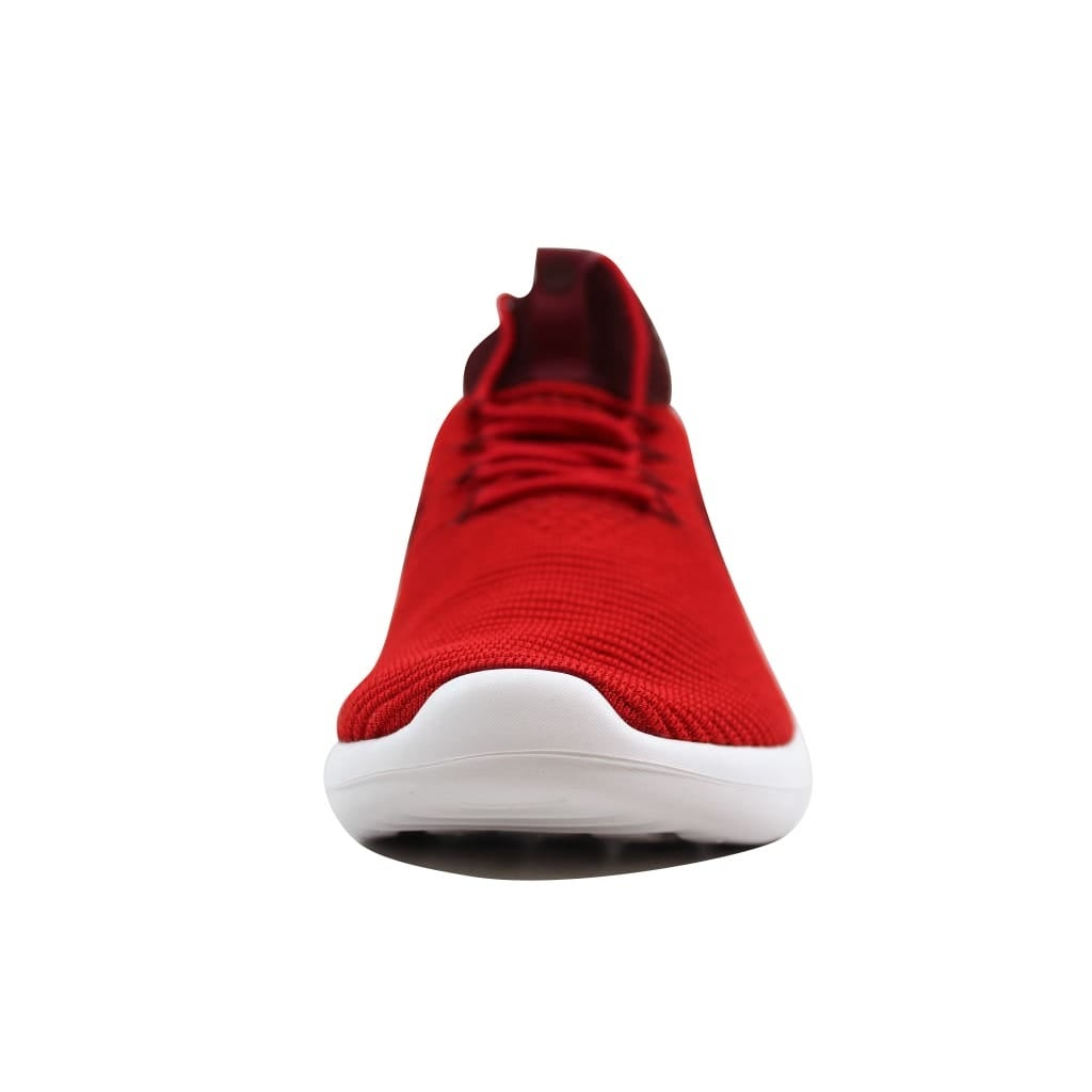 Shop Nike Men s Roshe Two 2 Flyknit V2 University Red Dark Team Red 918263- 600 - On Sale - Free Shipping Today - Overstock - 21893019 afd6eed5f9f