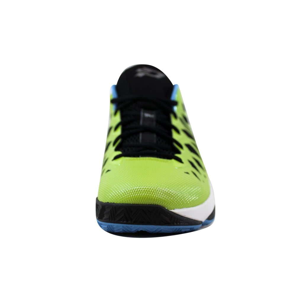 brand new 807d7 41600 Shop Nike Men s Air Jordan CP3 VI 6 Nitro Pack Atomic Green Black-White-University  Blue 535807-301 Size 10 - Free Shipping Today - Overstock - 21141990