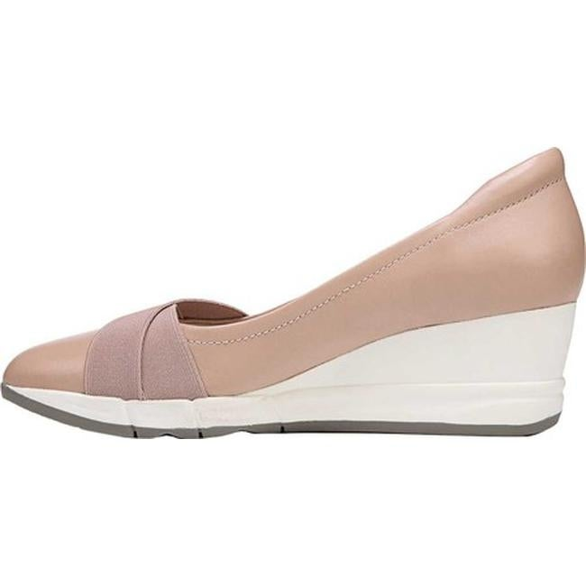 dd8a6e70d27e Shop Naturalizer Women s Harlyn Pump Mauve Leather - Free Shipping Today -  Overstock - 20997828