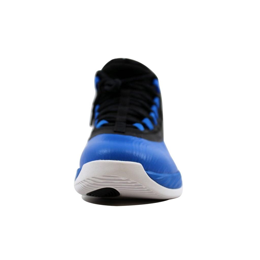 111fb9c2ddcc6 Shop Nike Men s Air Jordan Ultra Fly 2 Soar White-Black 897998-402 - Free  Shipping Today - Overstock - 21141983
