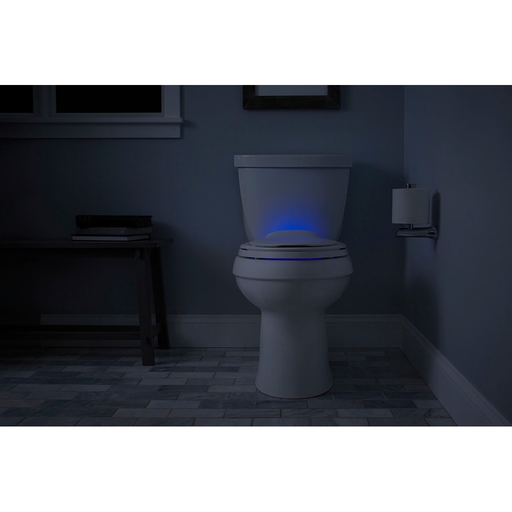 Shop Kohler K 2599 Transitions Nightlight Q3 Elongated Closed Front