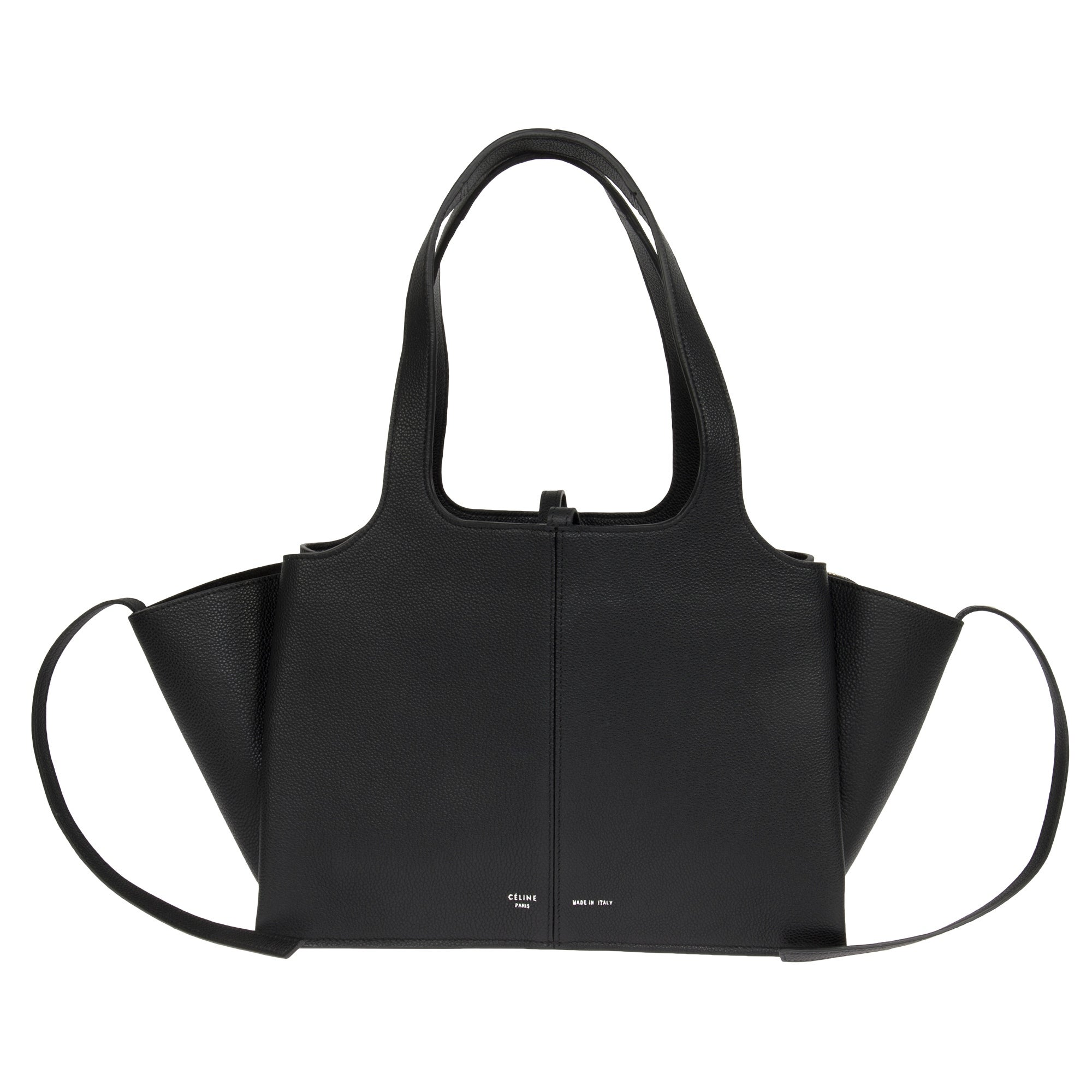 Shop Celine Tri-Fold Shoulder Bag - Free Shipping Today - Overstock ... c642bbceddf4c