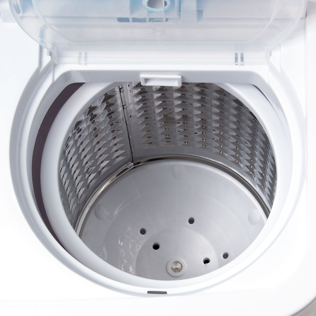 Shop Della Mini Washing Machine Portable Compact Washer And Spin Dry Cycle  With BUILT IN PUMP   Free Shipping Today   Overstock.com   15979249