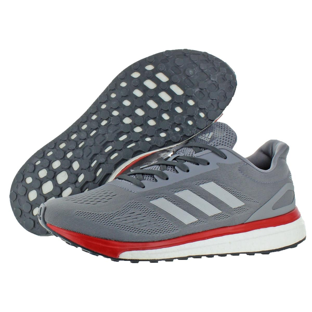 06e3184d8837b Shop Adidas Mens Response LT Running Shoes Trainers Low-Top - 8.5 Medium  (D) - Free Shipping Today - Overstock - 25584013