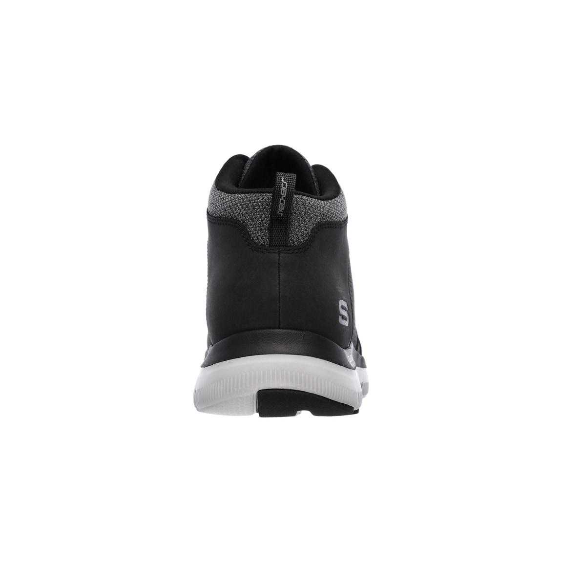 Shop Skechers 52187 BLK Men s FLEX ADVANTAGE 2.0-HIGH-KEY Training - Ships  To Canada - - 14436806 5165c95a8