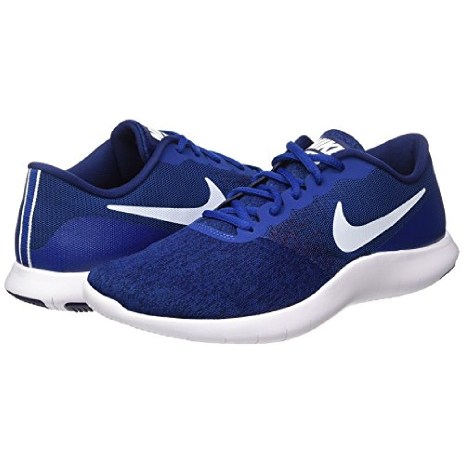 online store 6aa8c 30c8e Nike Flex Contact Mens Style  908983-400 - gym blue white-binary blue
