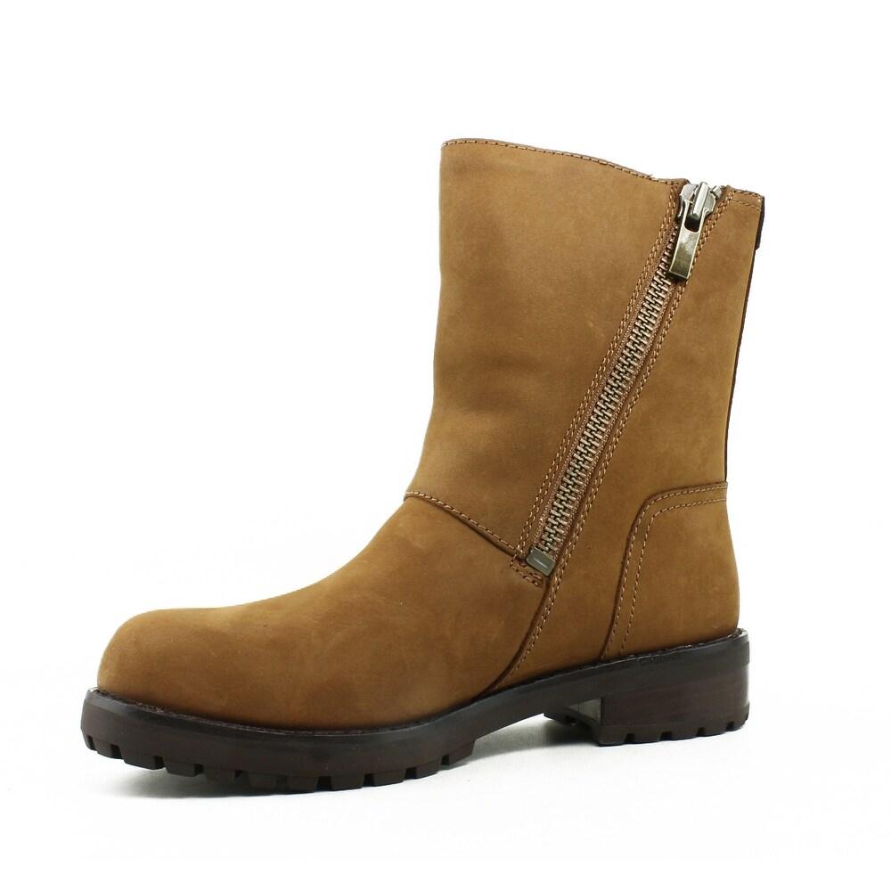 af8bf05ed64 UGG Womens 1018607 Chestnut Ankle Boots Size 5