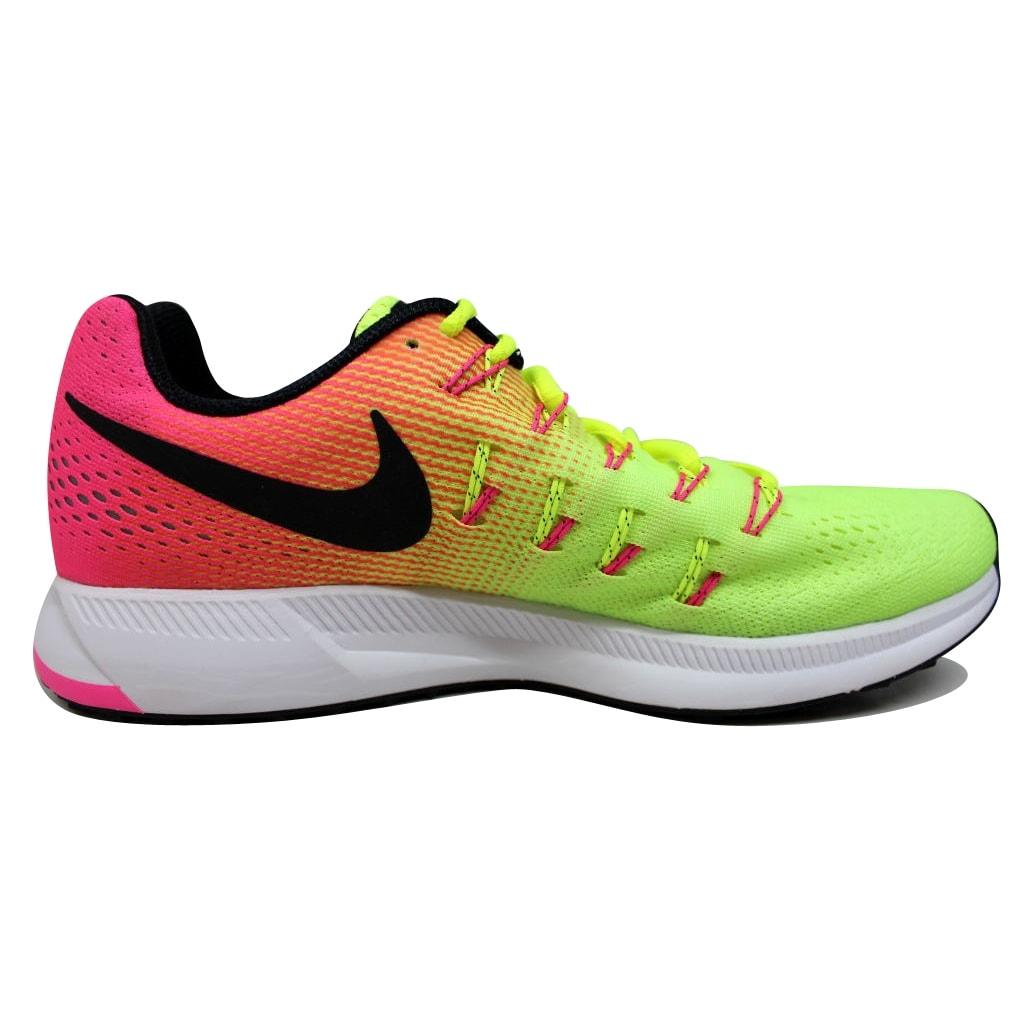size 40 ba846 2ec33 Shop Nike Men s Air Zoom Pegasus 33 OC Multi Color Multi Color 846327-999 -  Free Shipping Today - Overstock - 19739989