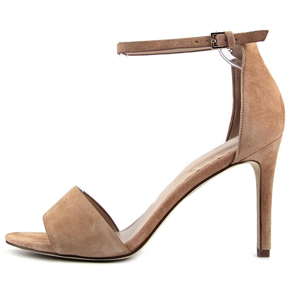 7ebbac96ccd Shop Aldo Melawet Women Open-Toe Suede Nude Heels - Free Shipping Today -  Overstock - 15996473