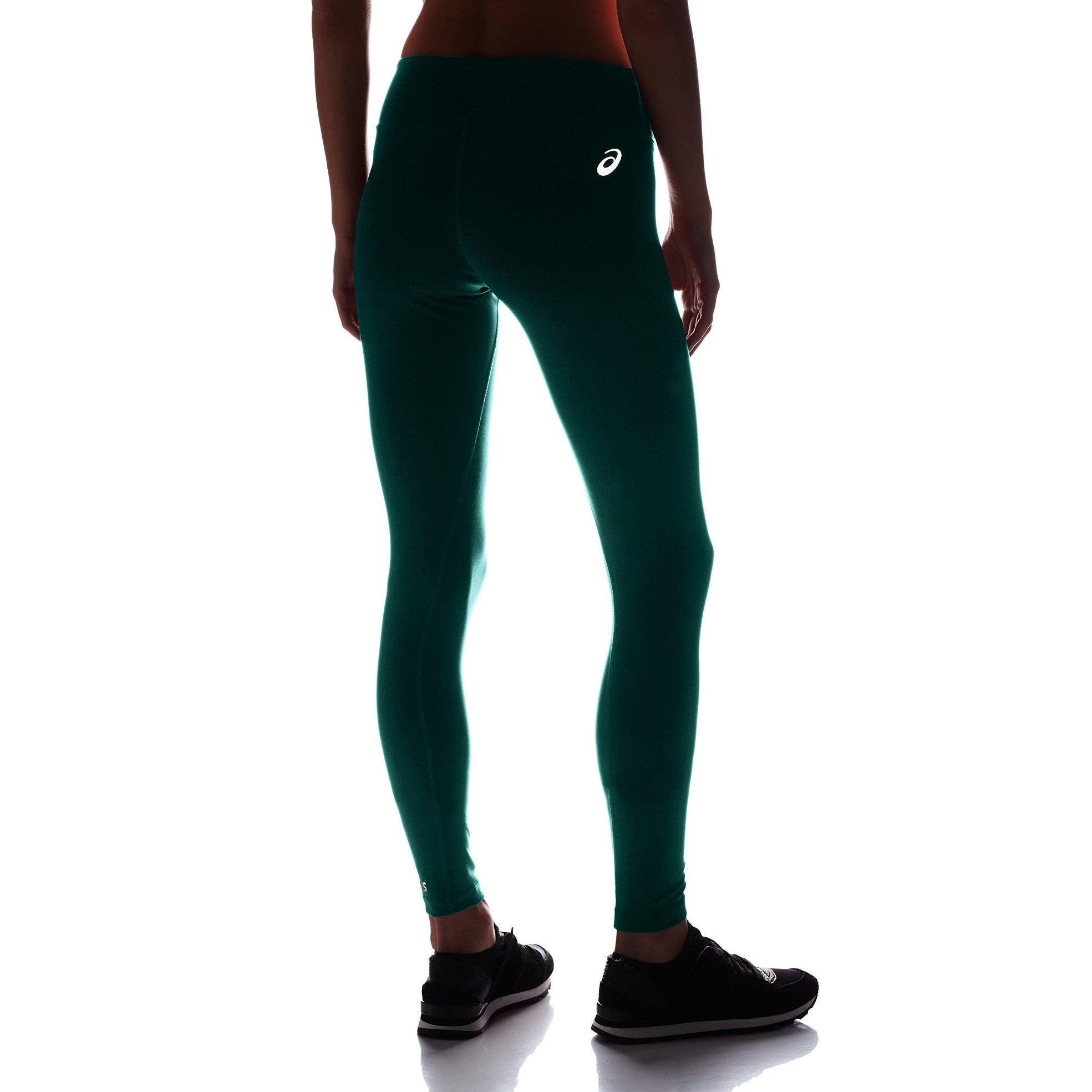 ac9943a5c481 Shop Asics Solid Women s Performance Tight Active Leggings Pants - Free  Shipping On Orders Over  45 - Overstock - 26895015