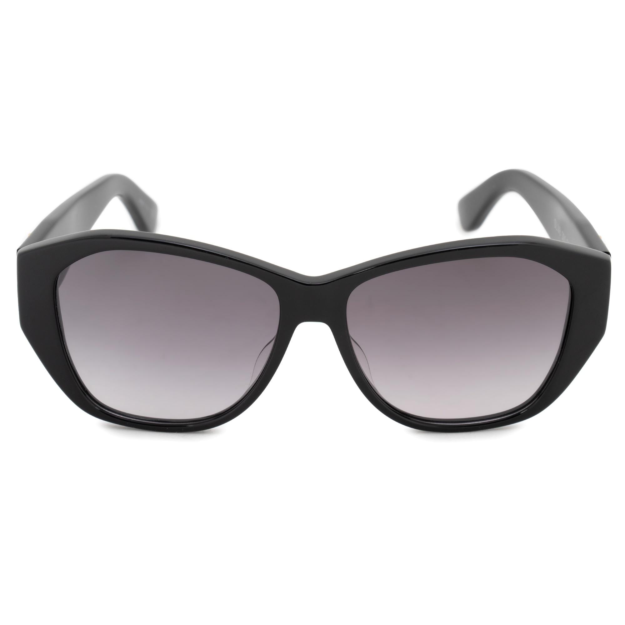136ebb4a6801 Shop Saint Laurent Oversized Sunglasses SLM8 001 56 - Free Shipping ...
