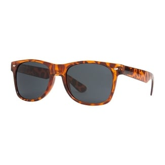 5d430a3f35 Shop Vintage Classic Leopard Tortoise Wayfarer Style Sunglasses - One size  - Free Shipping On Orders Over  45 - Overstock.com - 14756290