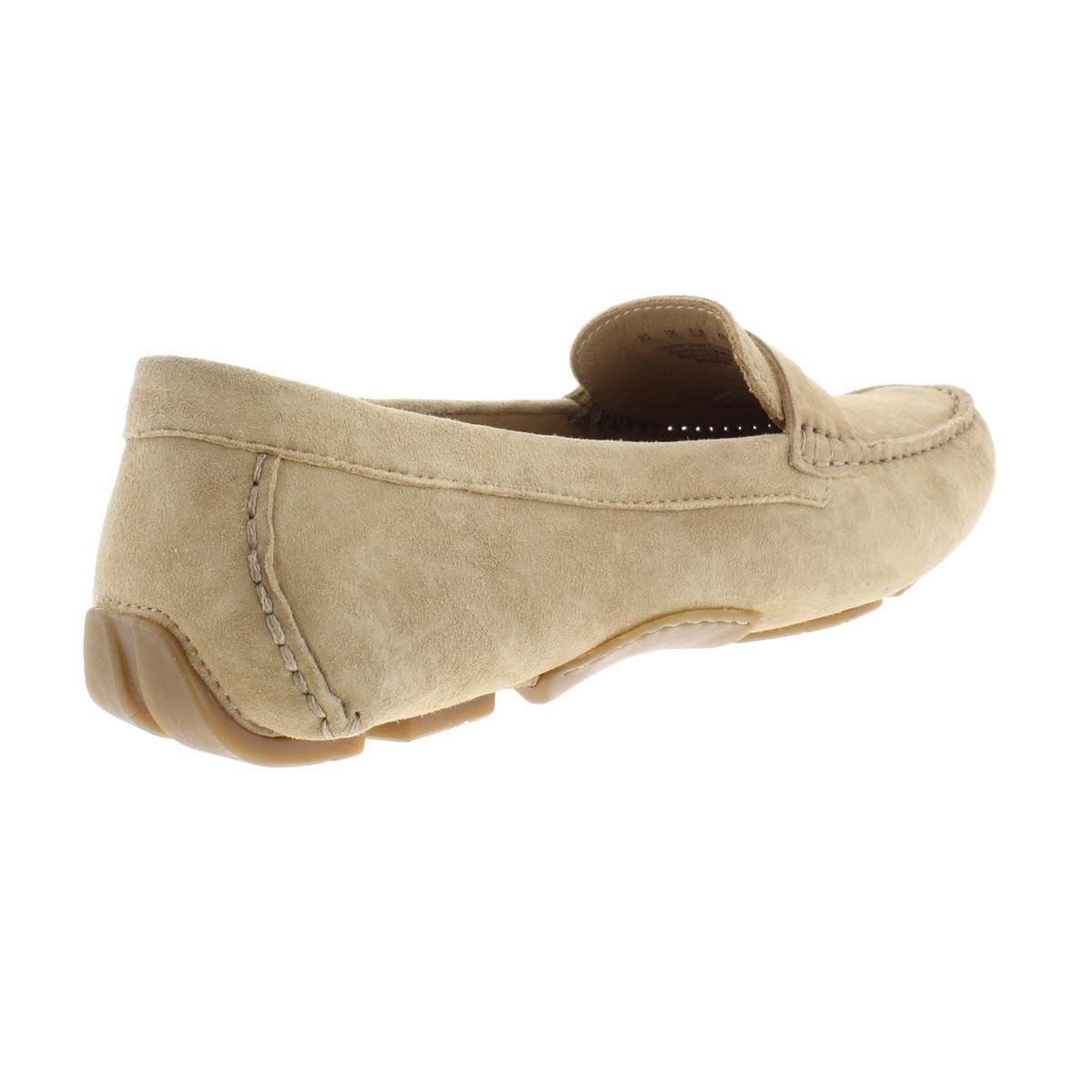 53994a0d707 Shop Naturalizer Womens Natasha Penny Loafers Leather Slip On - Free  Shipping Today - Overstock - 27593575