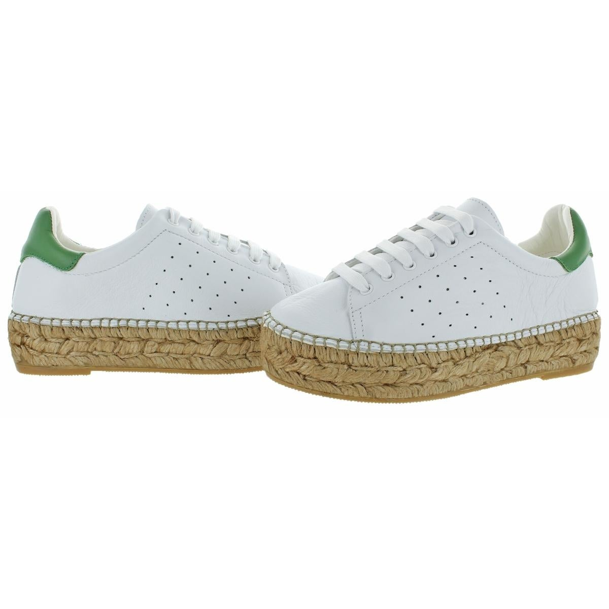 ec5786642b9 Shop Vince Camuto Womens Patty2 Fashion Sneakers Perforated Espadrille -  Free Shipping On Orders Over  45 - Overstock - 21027621