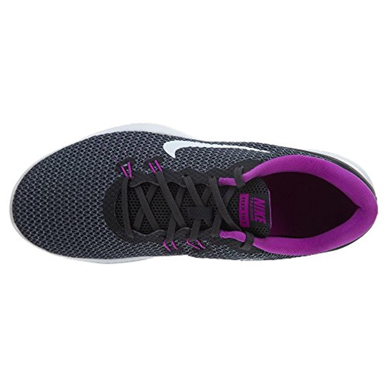 0a2b193d60b5 Shop Women s Nike Flex TR 7 Training Shoe Anthracite White Dark Grey Hyper  Violet - anthracite white dark grey hyper violet - Free Shipping Today ...