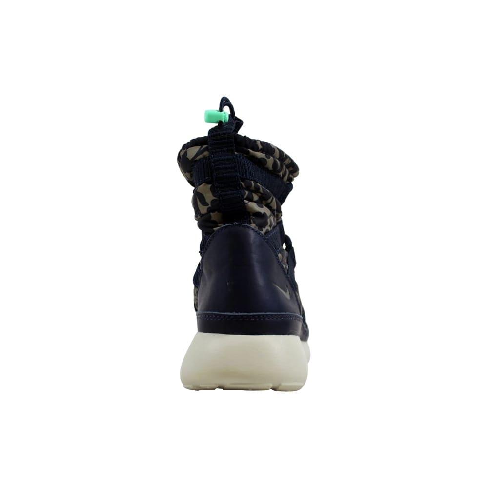 037b8e556a04 Shop Nike Roshe One Hi Liberty QS Obsidian Cargo Khaki-Green Glow Women s  821776-400 Size 6 Medium - On Sale - Free Shipping Today - Overstock -  27339291