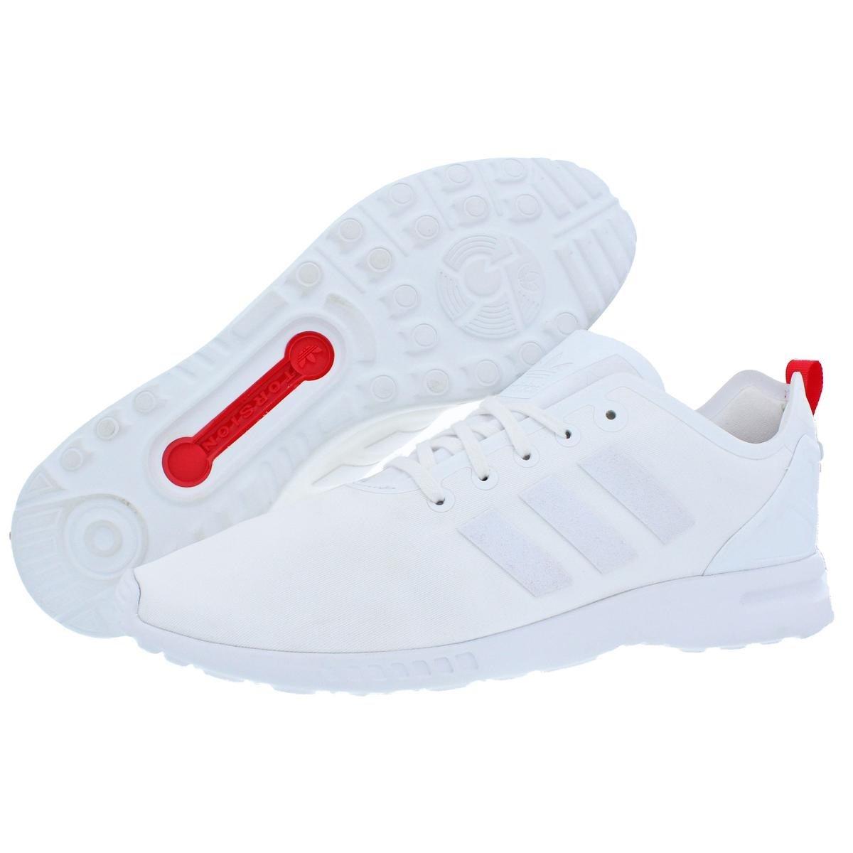 40936fd2a5d1 Adidas Womens ZX Flux Smooth Running Shoes Torsion Lightweight - 10 medium  (b