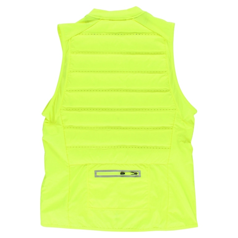 d08ecb11f Shop Nike Mens Aeroloft 800 Running Vest Volt - volt/reflective silver - On  Sale - Free Shipping Today - Overstock - 22545342