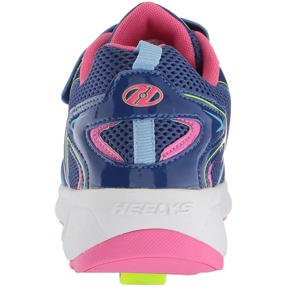 4d6ec261cd805 Kids Heelys Girls Rise X2 Low Top Lace Up Running Sneaker