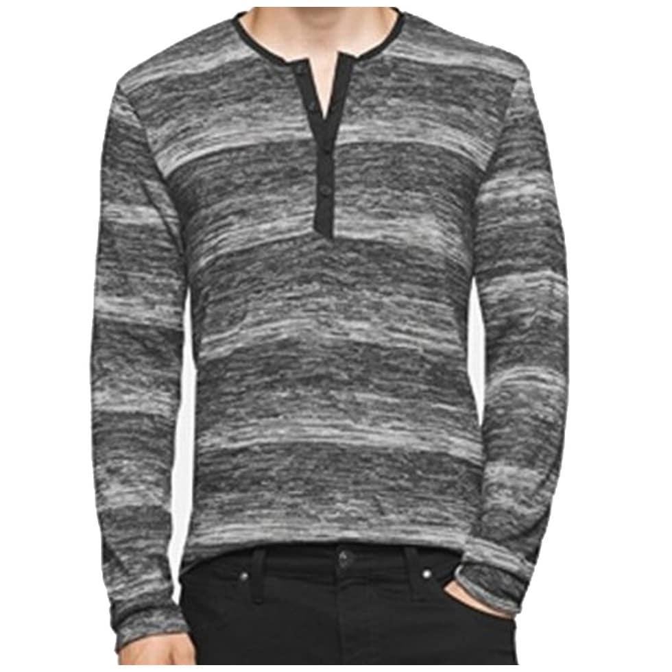 Henley Shirt Long Sleeve Slim Fit | Coolmine Community School
