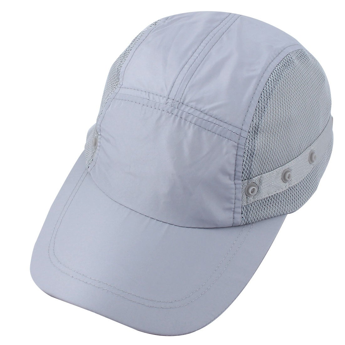 91f3c9ed8933c Shop Fisherman Outdoor Neck Sun Protective Demountable Summer Cap Fishing  Hat Gray - Free Shipping On Orders Over  45 - Overstock - 18441051