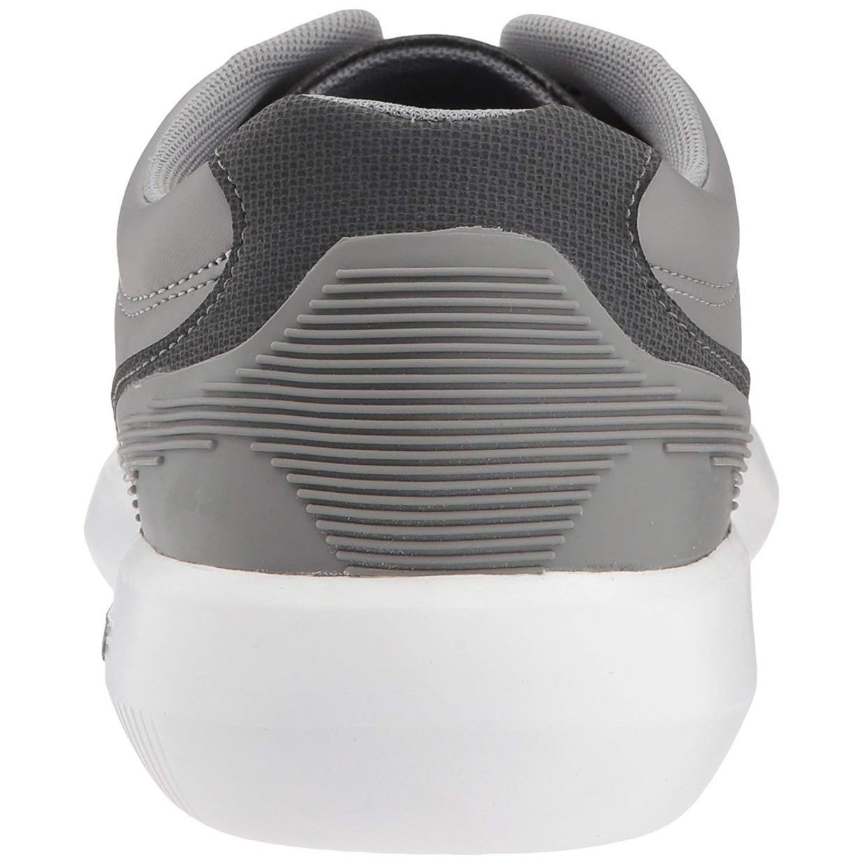 bfd8b4fb98ae80 Shop Lacoste Men s Avantor Sneakers - grey dkgry synthetic - 10.5 - Free  Shipping Today - Overstock.com - 25692713