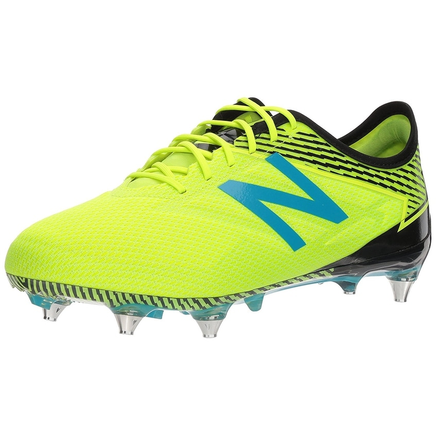 5a897646df502 Shop Kids New Balance Boys furon Low Top Lace Up Baseball Shoes - Free  Shipping Today - Overstock - 22811013