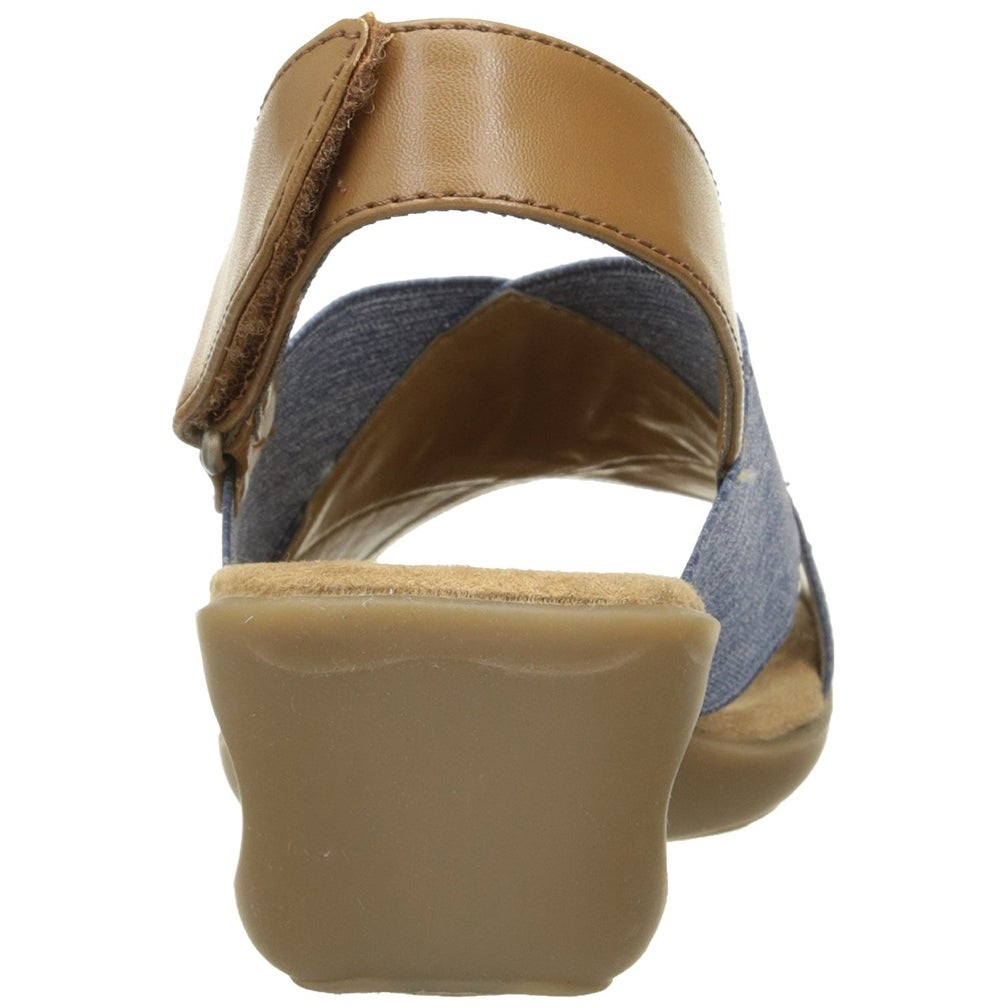 551e19724a4a Shop Aerosoles Women s Badlands Wedge Sandal - Free Shipping On Orders Over   45 - Overstock - 14542726